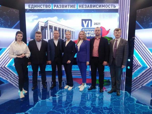 Участники ВНС делятся впечатлениями в эфире СТВ
